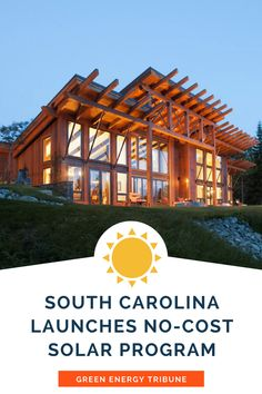 South Carolina is one of the best states in the country if you want to go solar. The cost for the installation to the middle class families: nothing. The homeowner gets solar panels on their roof and a new reduced electric rate.