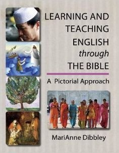 63 Best Learning and Teaching English through the Bible images in