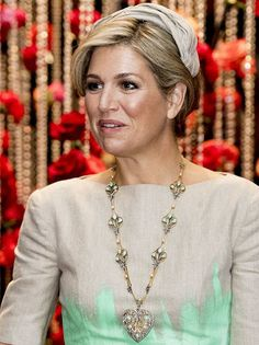 King Willem-Alexander and Queen Maxima meet with Dutch community at the Sandalford Winery in Perth, Australia.