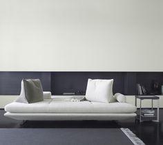 Prado sofa by Ligne Roset Living Room Upholstery, Upholstery Cushions, Furniture Upholstery, Upholstery Nails, Ligne Roset, Prado, Hygge, Design Ikea, Upholstery Repair