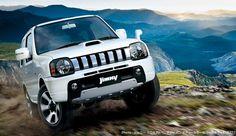 Suzuki Jimny Cross-Adventure