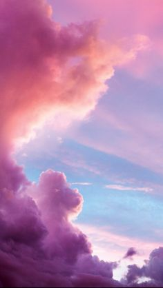 New wallpaper pastel cotton candy pink sky 70 ideas Her Wallpaper, Iphone Wallpaper Sky, Night Sky Wallpaper, Cloud Wallpaper, Glitter Wallpaper, Sunset Wallpaper, Purple Wallpaper, Beautiful Wallpaper, Phone Backgrounds