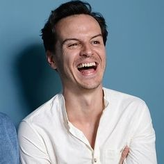 """""""Sherlock"""" Star Andrew Scott Opens Up About His Sexuality// Actually, he discusses his work. Get your shit together, folks."""