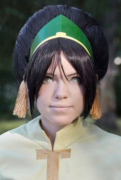 Toph from Avatar