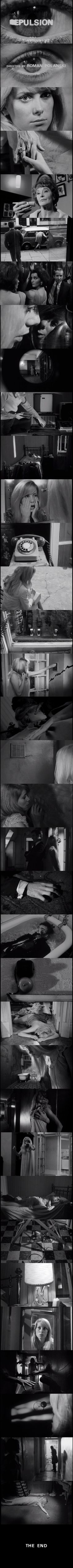 aesthetic Repulsion Directed by Roman Polanski. Cinematography by Gilbert Taylor. Repulsion Directed by Roman Polanski. Cinematography by Gilbert Taylor. Groove Movie, Badass Movie, Film Icon, Roman Polanski, Film Stills, Series Movies, Movies Showing, Film Photography, Artwork