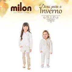Espaço Kids: Looks All White Milon