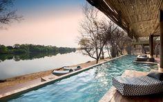 Zimbabwe - Matetsi River Lodge
