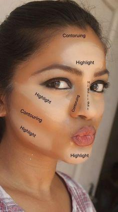 LANAYEL : Beautés Noires, Métisses et du Tout-Monde: maquillage