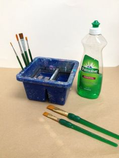 Top Ten Painting Tips from Plaid's Painting Pro #plaidcrafts