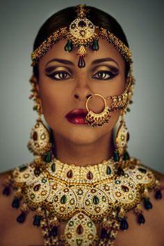 Diferente em beleza  e luxo