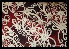 Batik Kalimantan: bermotif tenun ikat, dayak dan sasirangan.