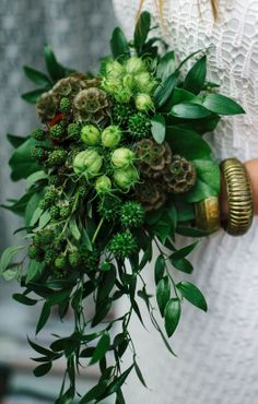 Raquel, sister of Ivar • http://bridalmusings.com/2013/12/intimate-bohemian-wedding-in-a-meadow/
