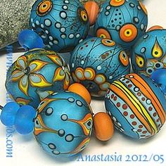 Thursday 24th of May Show & Tell - Lampwork Etc.