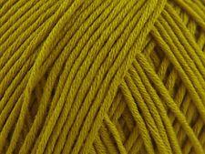 DMC Natura Just Cotton - Curry (N74) (50g) Knitting Wool Yarn