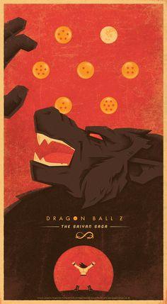 Dragonball Z: The Saiyan Saga