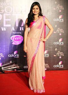 beautiful in saree