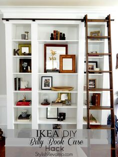 Last year I shared my IKEA Billy Book Case hack, which you can read about here. I am so happy with the way this piece turned out. So much so, that I would like to do a similar version of it in my sitting room off the master bedroom. At the moment, I have a …