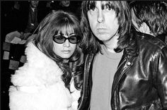 Linda & Johnny Ramone