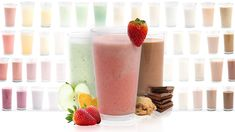 Get lean and strong with the ultimate list of protein shakes and smoothies. These recipes enhance your protein powder with the addition of healthy, delicious ingredients.