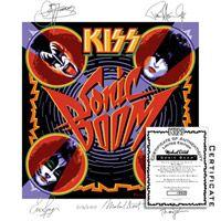 Kiss Merchandise, Kiss Band, Sonic Boom, Music Download, Official Store, Rock Bands, Album, San Francisco, Football