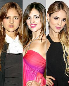 Eiza Gonzalez Through the Years: See How Much Liam Hemsworth's New Girl Has Changed..SMH.. Plastic Surgery??..Before/After..
