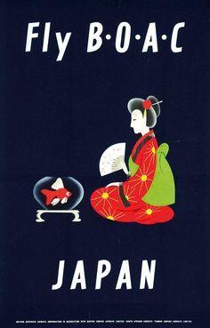 Le Japon par B.O.C 1960