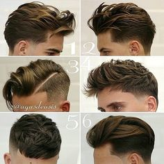 """3,302 Likes, 73 Comments - Inspiration for Hairstyles (@hair_brothers) on Instagram: """"Choose you style via @agusdeasis #HB"""""""