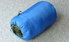 """Selecting a Survival Sleeping Bag. I used to keep an """"emergency sleeping bag"""" in my bug out bag. This is made out of the same material as an emergency blanket (or space blanket). While it might help keep you warm, it's really not anywhere near as effective as a real sleeping bag. It has since been moved from by bug out bag to my everyday carry bag and a real sleeping bag added to my bug out bag."""
