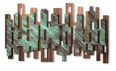 Elevate Metal Wall Art Hanging