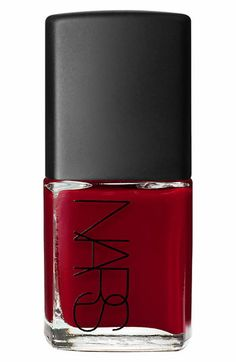 NARS Nail Polish Chinatown. Continuing with the same hues that have made NARS Nail Polish a coveted favorite, NARS introduces a new technology to its Nail Polish, specifically designed to help improve the formula's flexibility, durability, wear and gloss properties. NARS reintroduces its Nail Polish with a newly developed polymer system that provides extended wear and a tough, durable, chip-resistant finish. The superior longwearing formula also imparts an initial high-gloss luster with prolo...