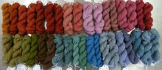Image of AQUARELLE liquid Natural dyes // NEW IN STOCK