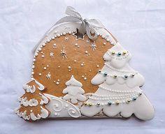 Ginger Cookies, Gingerbread Cookies, Snow Globes, Christmas, Decor, Image, Fimo, Noel, Hobbies