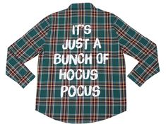 Disney's Hocus Pocus Winifred Flannel by Cakeworthy Hocus Pocus Winifred, Harry Styles Clothes, Shirt Refashion, Disney Outfits, Baby Boy Outfits, Cool T Shirts, Graphic Sweatshirt, My Style, Flannels