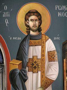 Saint Anthony Church, Nashville Tennessee, Athens Greece, Fresco, Nova, Religion, Creative, Art, Byzantine Icons