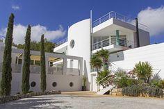 【スライドショー】地中海が見えるスタイリッシュな邸宅―イビサ島