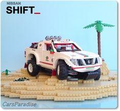 Cool lego Nissan Ad