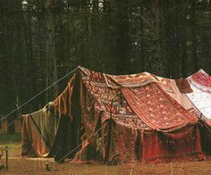 .now that's what I call a tent...