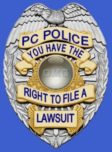 Funny Police Badges T Shirts T Shirt Design Printing Zazzle Police Badge Police Humor Badge