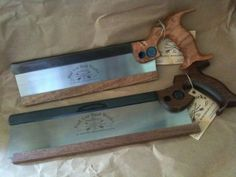 Bad Axe Toolworks Dovetail Saws