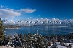 Flathead Lake ~ Polson, Montana