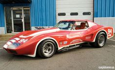 1969 Chevrolet Corvette Vintage Racing Car