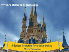 5 Tips for Preparing for a Walt Disney World Vacation Find cheap hotels when traveling to Walt Disney World: http://holipal.com/hotels/