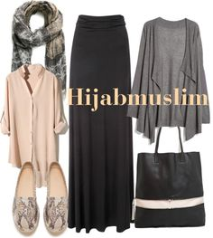 Hijabmuslim Modesty Fashion, Abaya Fashion, Muslim Fashion, Skirt Fashion, Fashion Outfits, Womens Fashion, Casual Fall Outfits, Modest Outfits, Hijab Outfit
