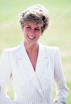 May 21 1991 Diana in Edinburgh Scotland