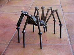 nail spider