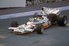 1972 Denis Hulme | McLaren M19C ~ looks like Monaco