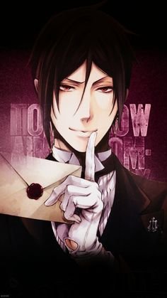 Sebastian Michaelis | Black Butler | Kuroshitsuji | ♤ Anime ♤
