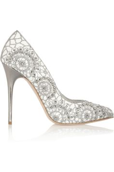 #bridal #wedding #shoes #bling #glamour #shoeloveaffair #fashion #style