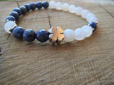 Check out this item in my Etsy shop https://www.etsy.com/uk/listing/232817569/mens-bracelet-lucky-bracelet-lapis