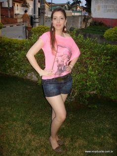 Vivy Duarte: Look do Dia: Neon